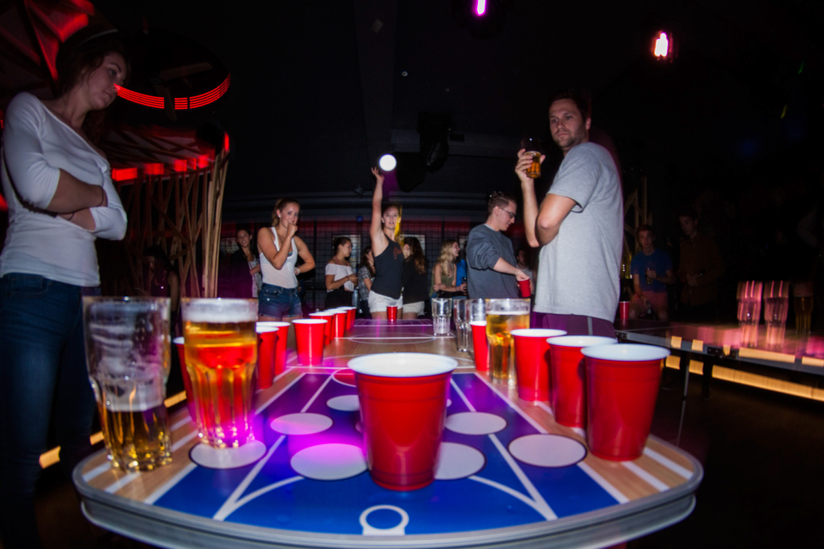 Beer Pong Marseille